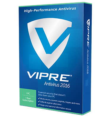 VIPRE Antivirus Protection